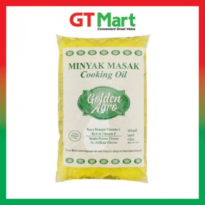 Packing Cooking Oil 1KG
