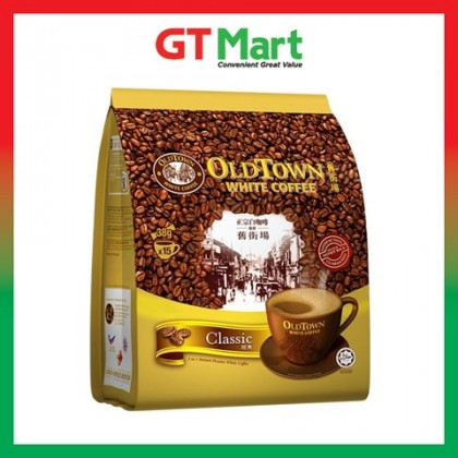 Oldtown Classic 3In1 38g x 15s